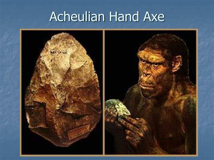 Acheulian