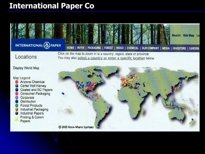 International Paper Co