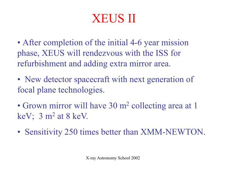 XEUS II
