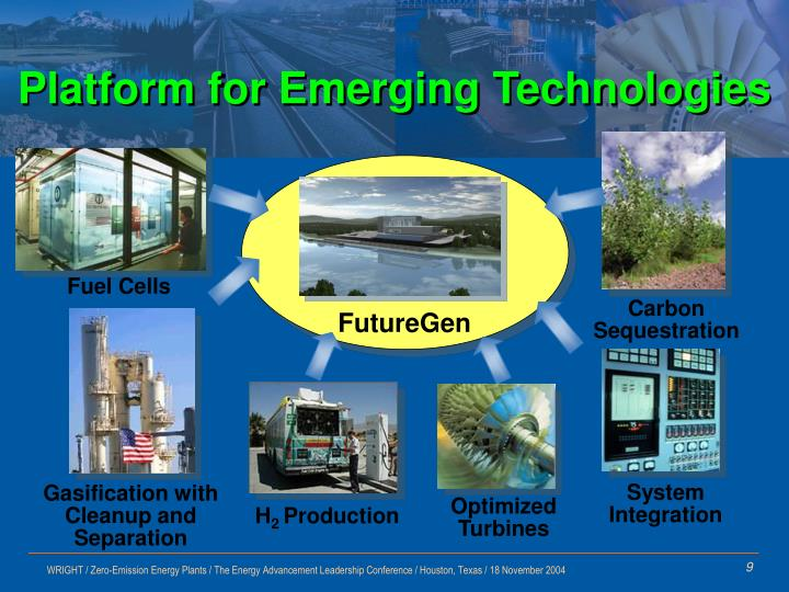 Platform for Emerging Technologies