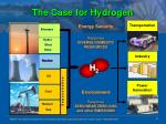 the case for hydrogen