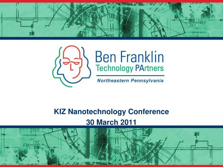 Kiz nanotechnology conference 30 march 2011