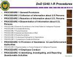 dod 5240 1 r procedures