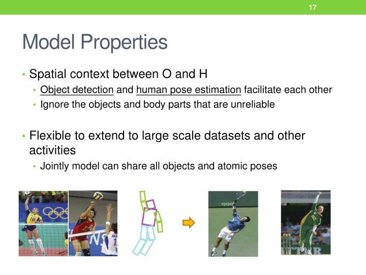 Model Properties
