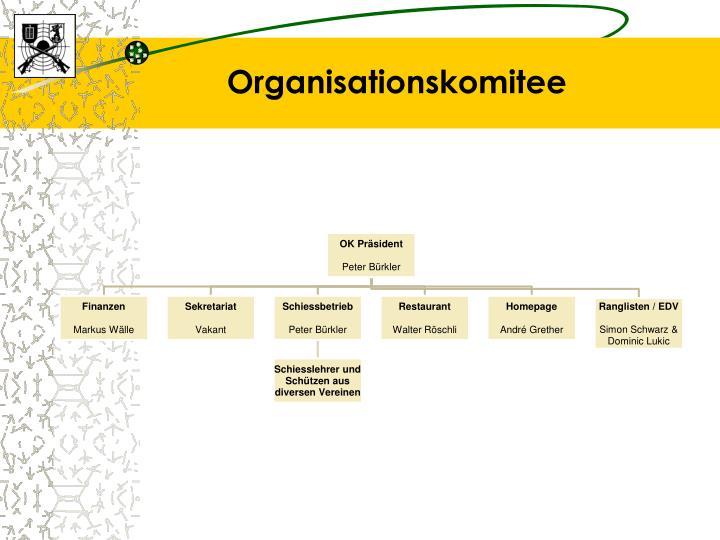 Organisationskomitee