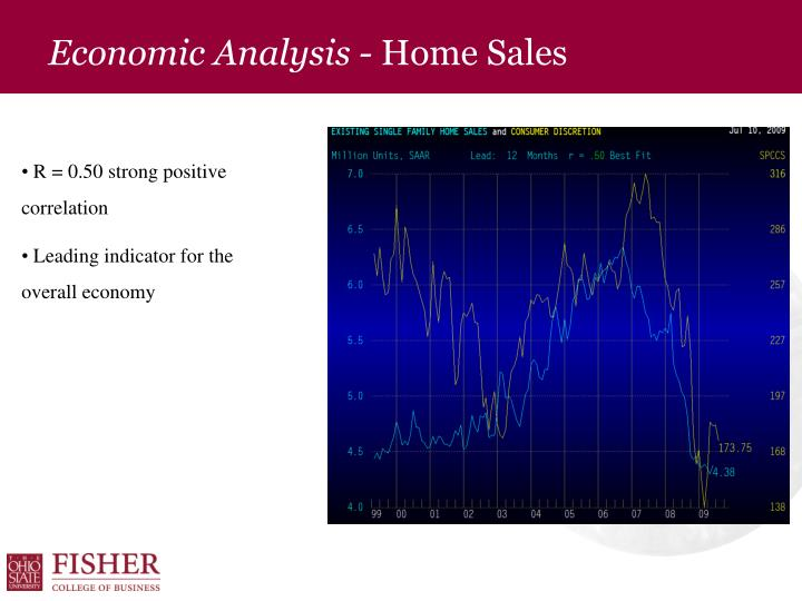 Economic Analysis -