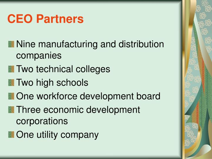 CEO Partners