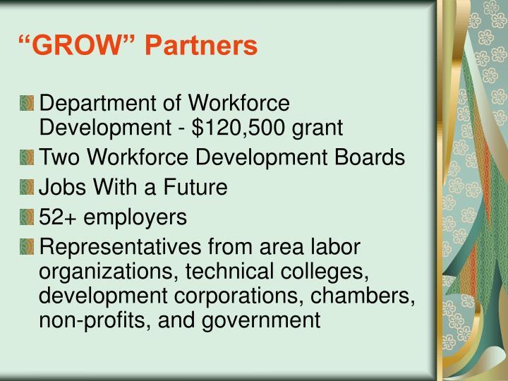 """GROW"" Partners"