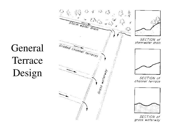 General Terrace Design