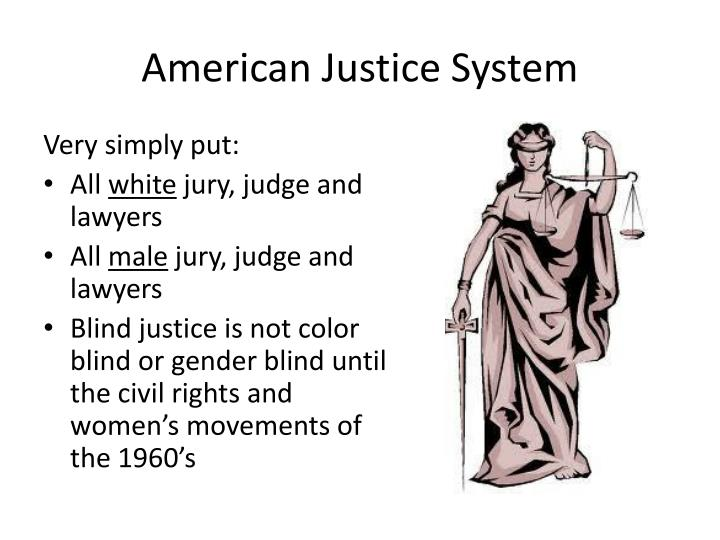 American Justice System