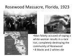 rosewood massacre florida 1923