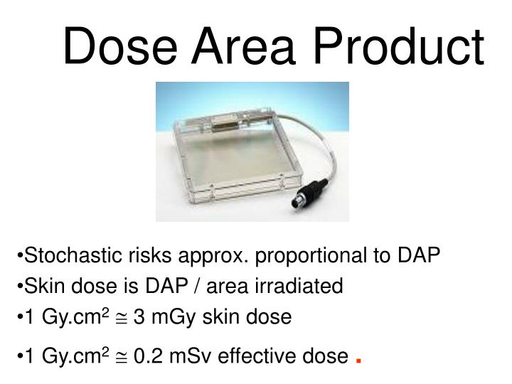Dose Area Product