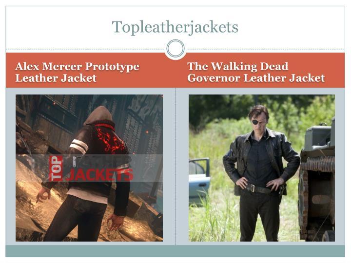 Topleatherjackets