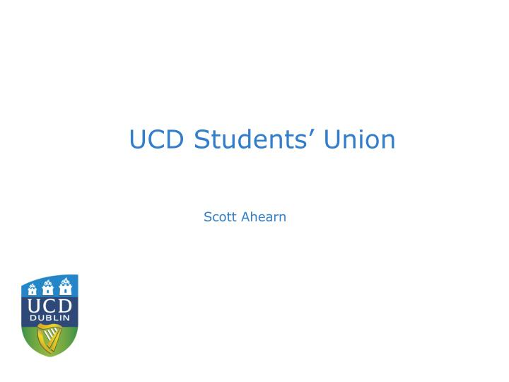 UCD Students