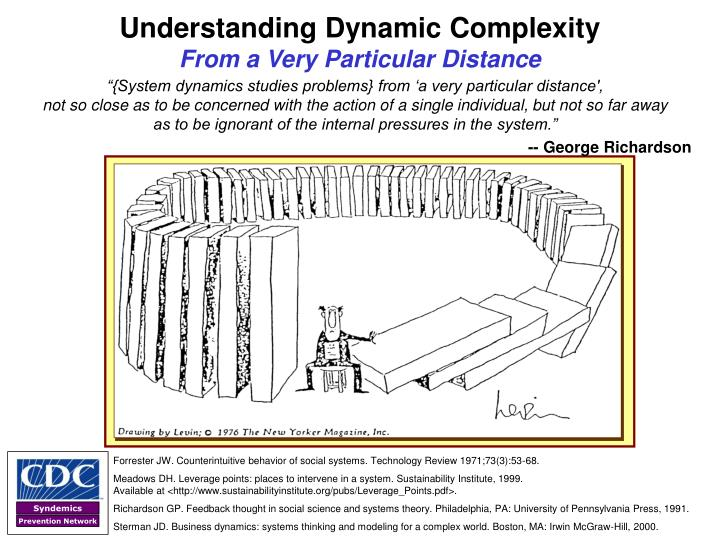 Understanding Dynamic Complexity