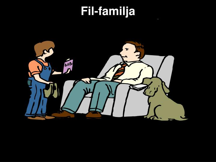 Fil-familja