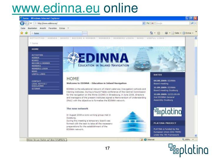 www.edinna.eu