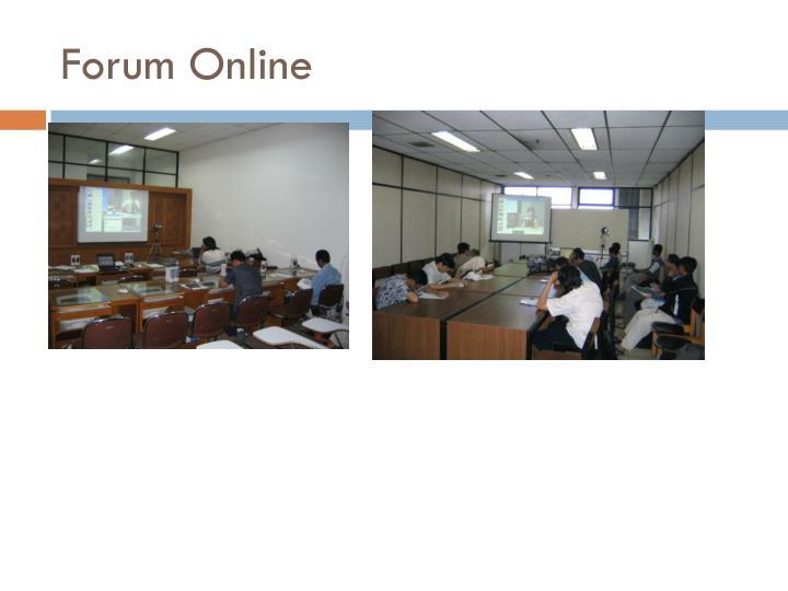 Forum Online