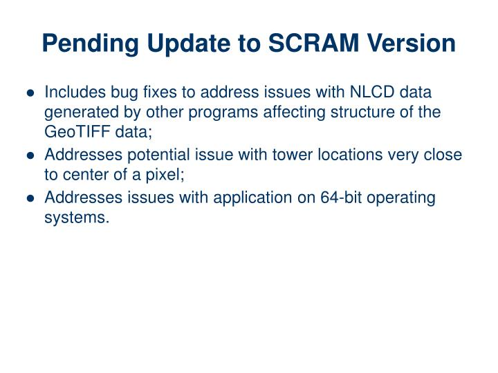 Includes bug fixes to address issues with NLCD data generated by other programs affecting structure of the GeoTIFF data;