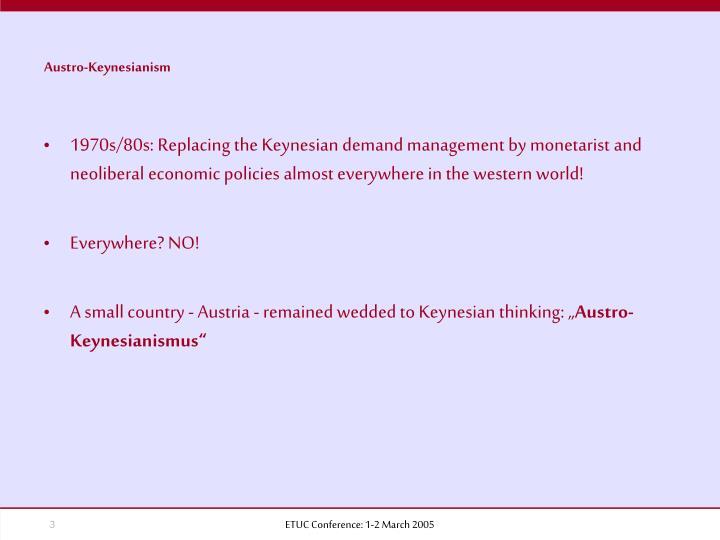 Austro-Keynesianism