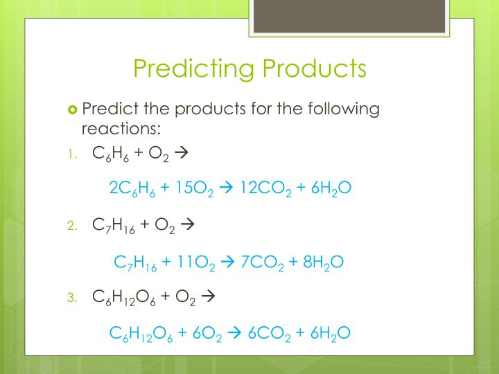 PPT - Chapter 11: Chemical Reactions PowerPoint ...