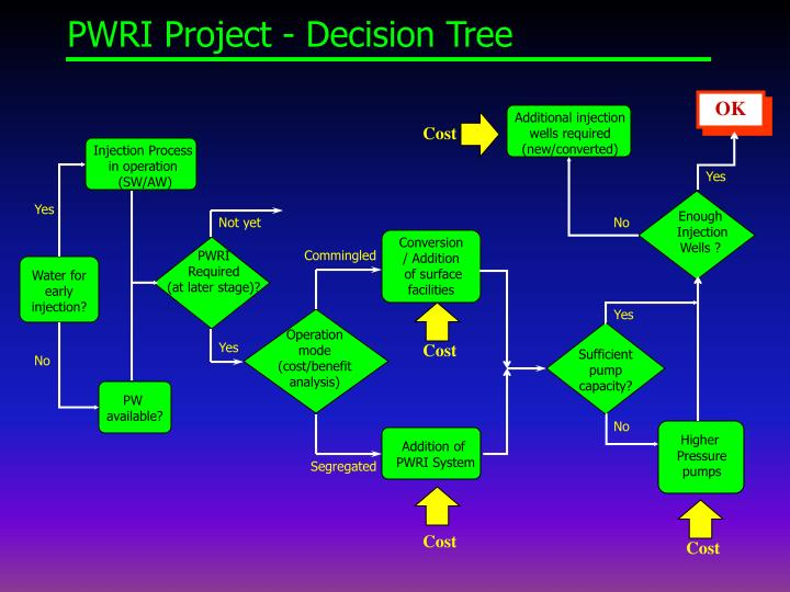 PWRI Project - Decision Tree