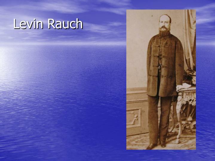 Levin Rauch