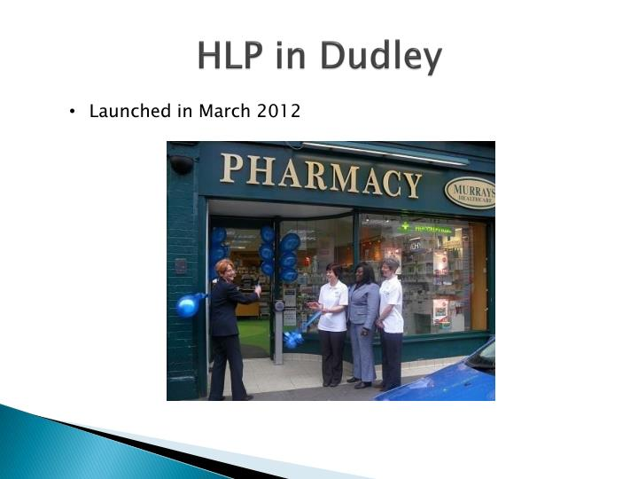 HLP in Dudley