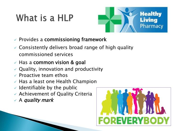 What is a hlp