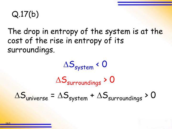 Q.17(b)