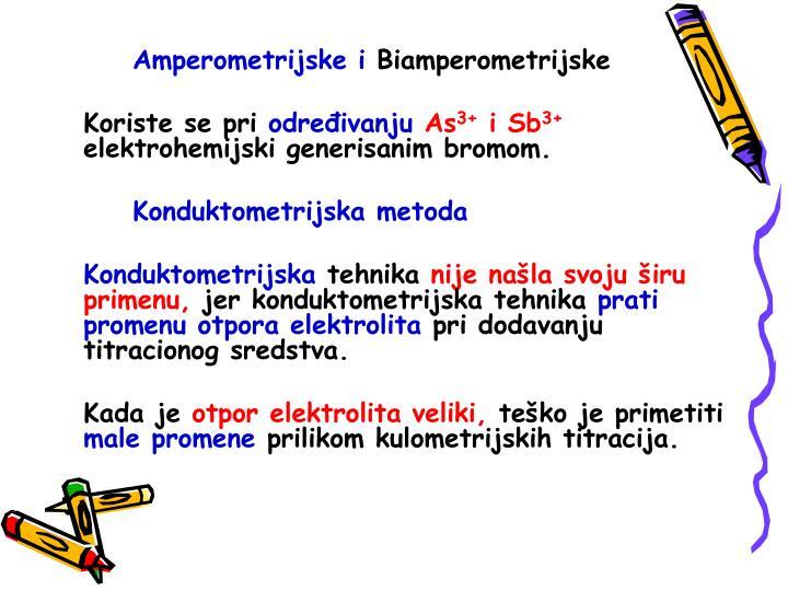 Amperometrijsk
