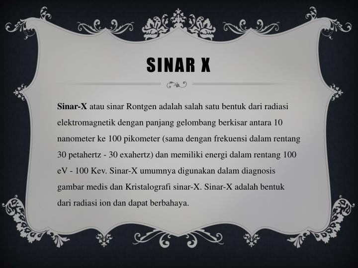 Sinar