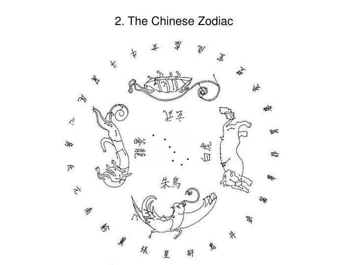 2. The Chinese Zodiac