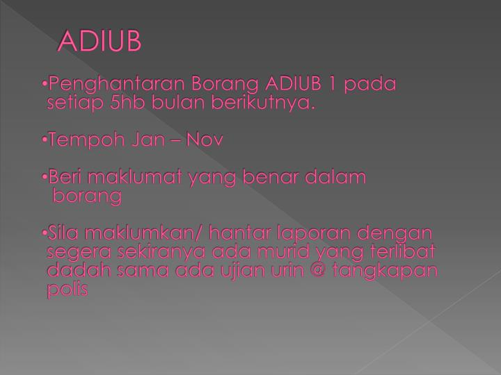 ADIUB