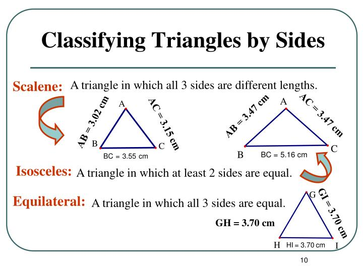 Equilateral: