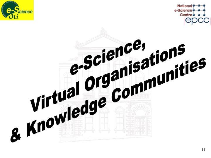 e-Science,