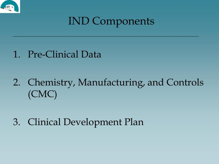 IND Components