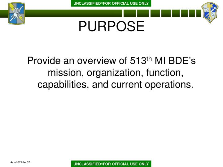 Provide an overview of 513