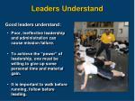 leaders understand1