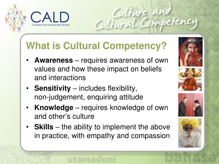 What is Cultural Competency?
