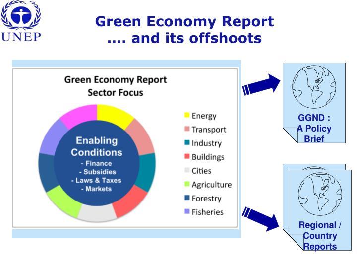 Green Economy Report