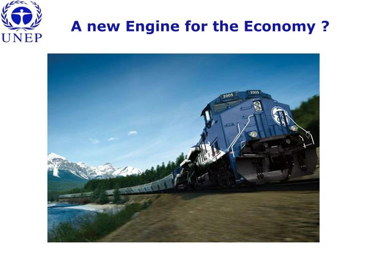A new Engine for the Economy ?