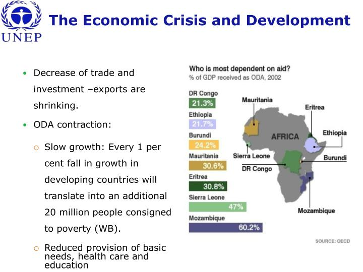 The Economic Crisis and Development