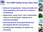 the unep global green new deal1