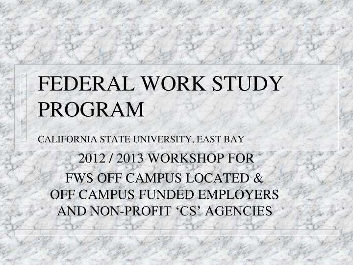Find Work-Study Jobs | Financial Aid and Scholarships | UC ...