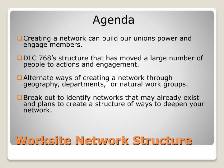 Worksite network structure2
