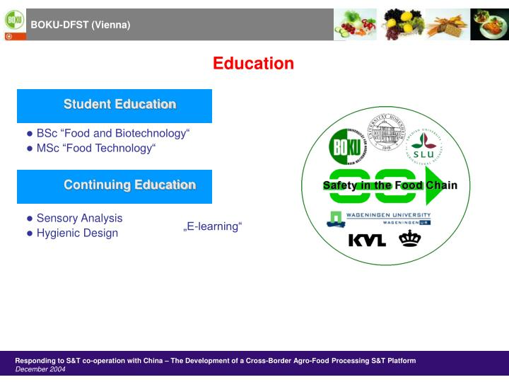 Student Education