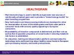 healthgrain