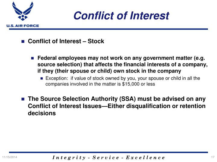 essays on information and conflicts of interest in stock recommendations Wall street's revolving door problem all sort of conflicts of interest targets on the company's stock, more optimistic recommendations.