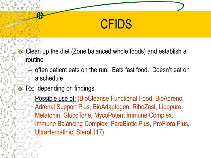 CFIDS